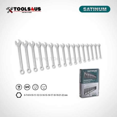 201-16 satinum juego de llaves combinadas 6 22mm 16 piezas _01