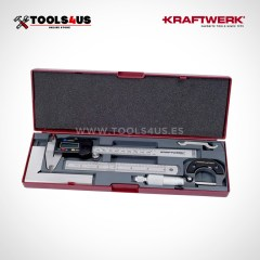 2980 Krafwerk tools estuche herramientas medicion profesional taller _01