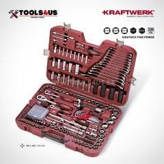 4047 Estuche set llaves vaso 28 piezas carraca compacto hightech fine powe kraftwerk 01