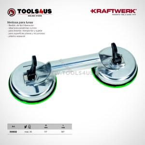 30803 KRAFTWERK herramientas taller barcelona espana Ventosa para lunas cristales parabrisas aluminio 01