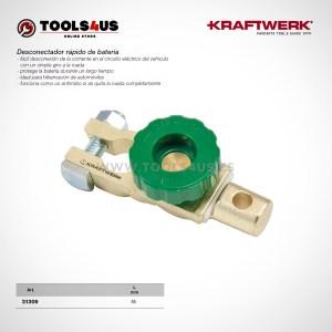 31309 KRAFTWERK herramientas taller barcelona espana Desconectador desconector rapido bateria 01