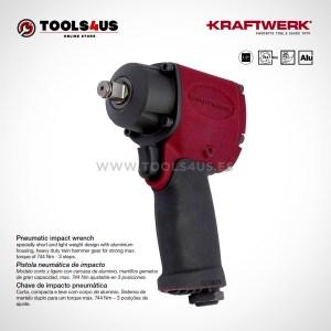 3834 KRAFTWERK herramientas taller barcelona españa Pistola neumática de impacto 01
