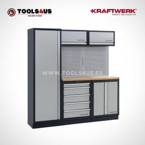 3964A Kraftwerk Mueble Modular Taller 3 Elementos 01 - El mejor mueble de taller o garage te espera