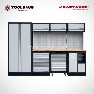 3964D Kraftwerk Mueble Modular Taller 4 Elementos 01