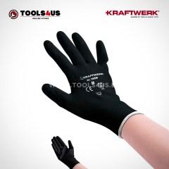 7905 guantes poliamida trabajo taller mecanico equipo comepeticion kraftwerk tools4us confortable 01