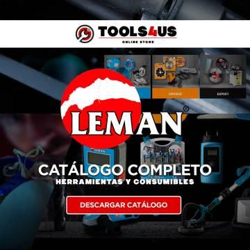 Catálogo Herramientas y Consumibles Leman para Descargar