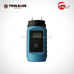 LEMAN 384MHD000-medidor de humedad para papel madera carton paredes y todo tipo de materiales 01