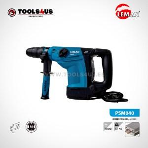 Taladro Percutor Perforador SDS 1200W MAX 40mm Leman PSM040 01
