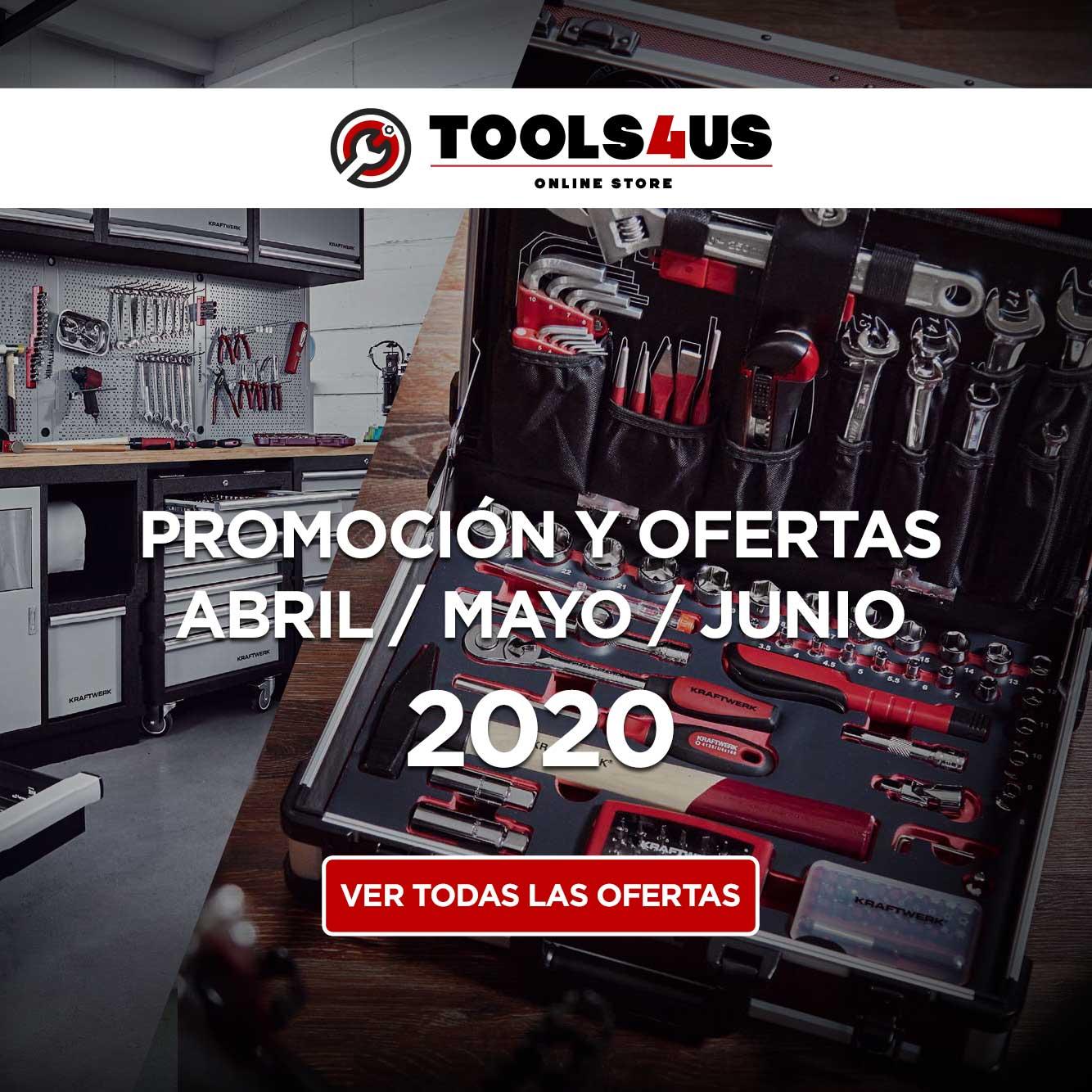 Oferta herramientas covid tools4us