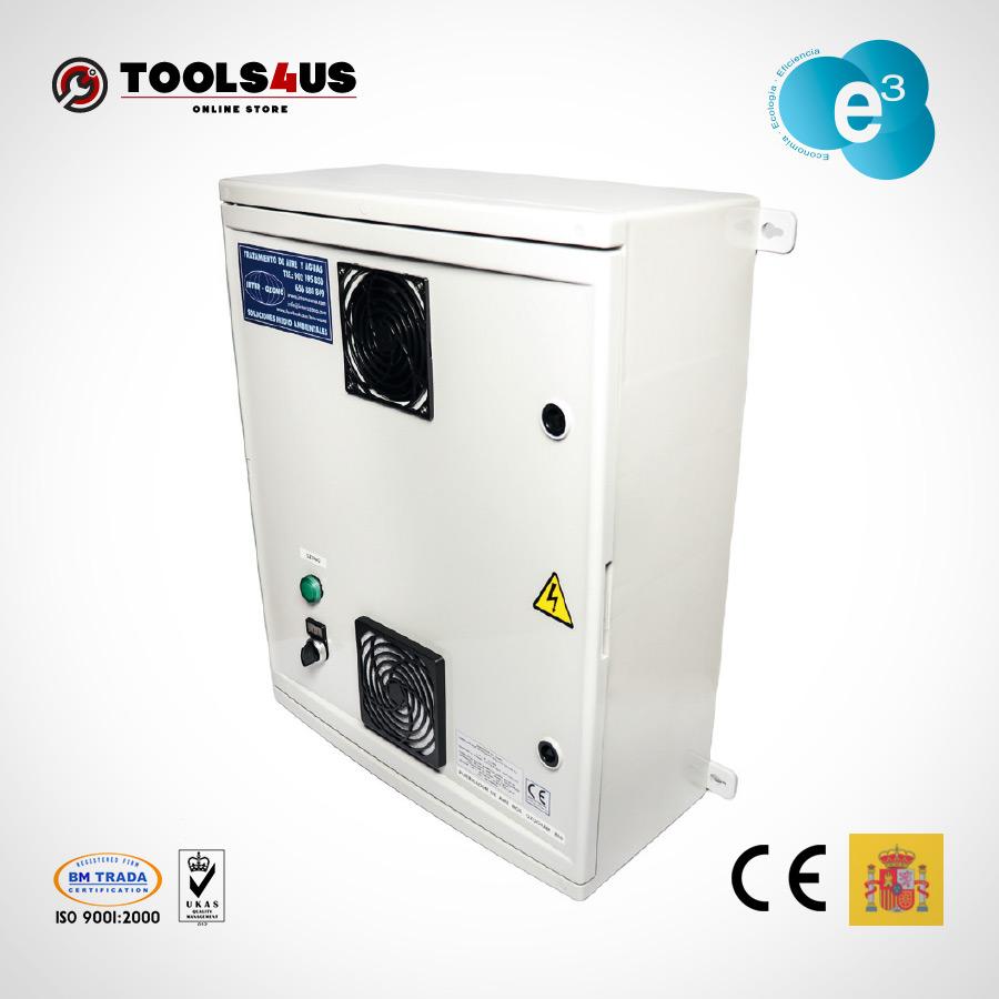 equipo generador ozono fijo oficinas naves desinfectante ambientes aire hoteles locales vehiculos ozogram 2000mg 01 - Generador de Ozono Ozogram 2000mg