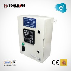 Equipo generador ozono fijo oficinas naves desinfectante ambientes aire hoteles locales vehiculos ozogram 800mg 01