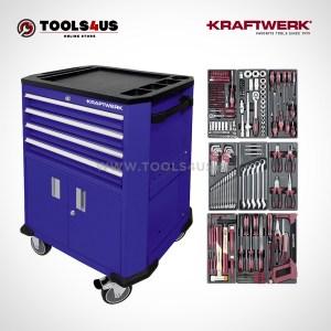 Carro de taller equipado con herramientas profesional automocion industria bicicleteria ebike b206 102223511 01