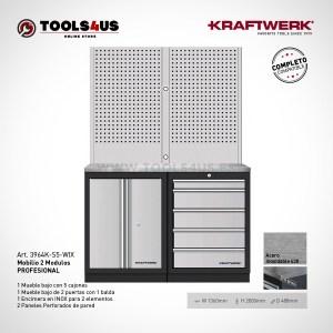 3964k s5 wix mueble taller oficina laboratorio garage profesional herramientas kraftwerk barcelona inox 01