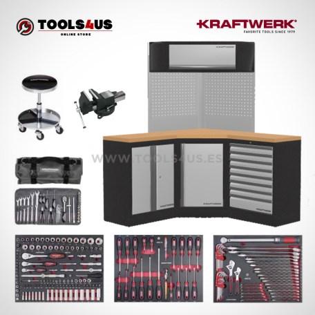 3964 tool 002 3 elementos mueble equinero de taller banco trabajo garage negocio bicicleteria taller bici kraftwerk herramientas españa barcelona 01
