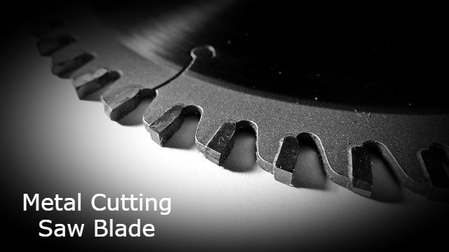Metal Cutting Saw Blade