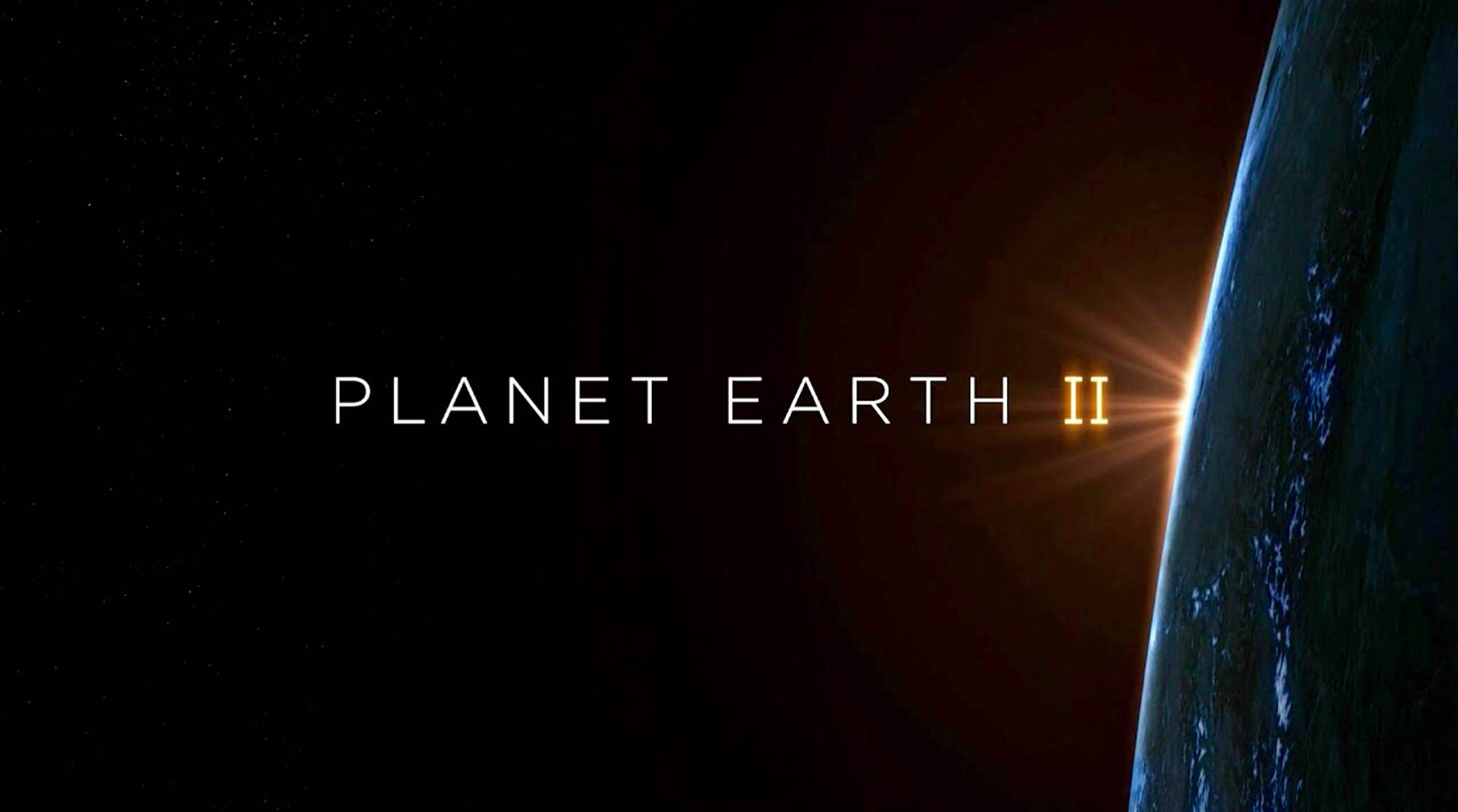 Bbc S Planet Earth Ii Series Narrated By David