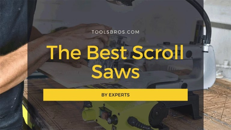 The Best Scroll Saws 2020 - By Experts