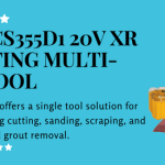 DEWALT DCS355D1 20V XR Oscillating Multi-Tool Kit Review