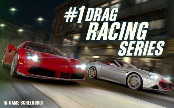 CSR Racing 2 mod apk hack