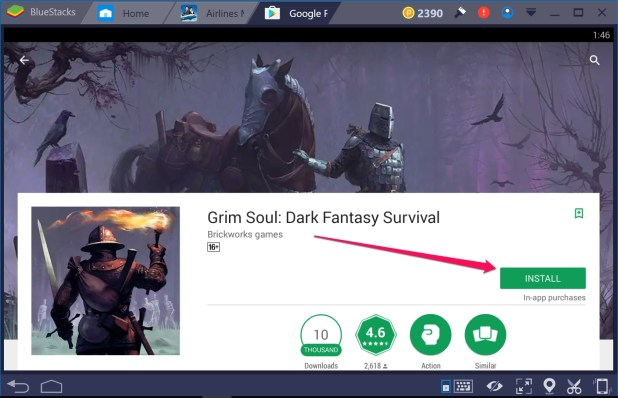 Grim Soul Dark Fantasy Survival for PC Windows 10 Mac