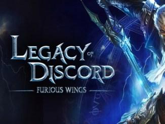 Legacy of Discord-FuriousWings mod apk