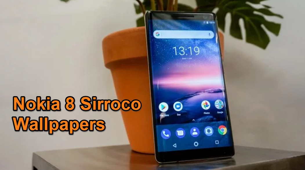 Download Nokia 8 Sirocco Stock Wallpapers