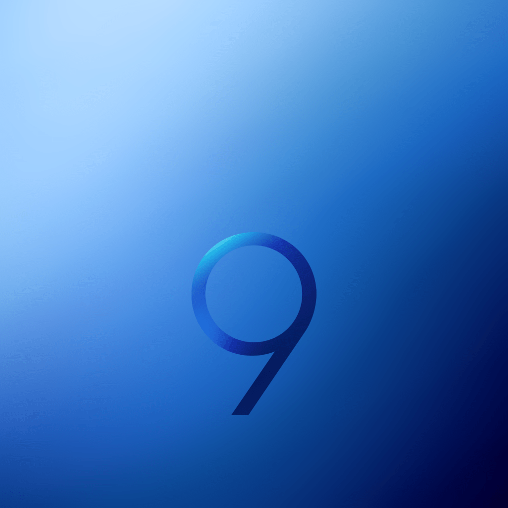 Galaxy S9 Stock Wallpapers files