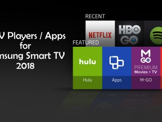 IPTV apps for Samsung smart tv
