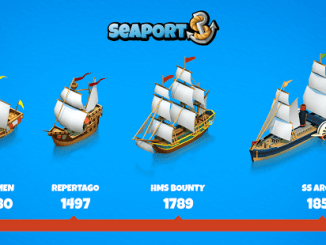 Seaport export collect & Trade game mod apk hack