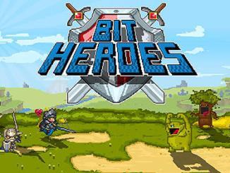 Bit Heroes mod apk hack