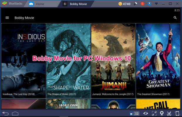 Bobby Movie for PC Windows 10