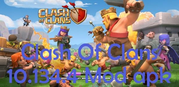 Clash of Clans 10.134.4 Mod apk