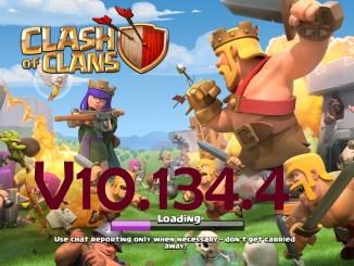 Clash of Clans v10.134.4 apk