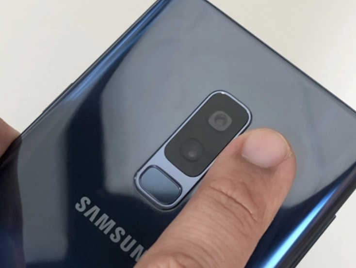 Download and install Blood Pressure Monitoring App of Galaxy S9 on