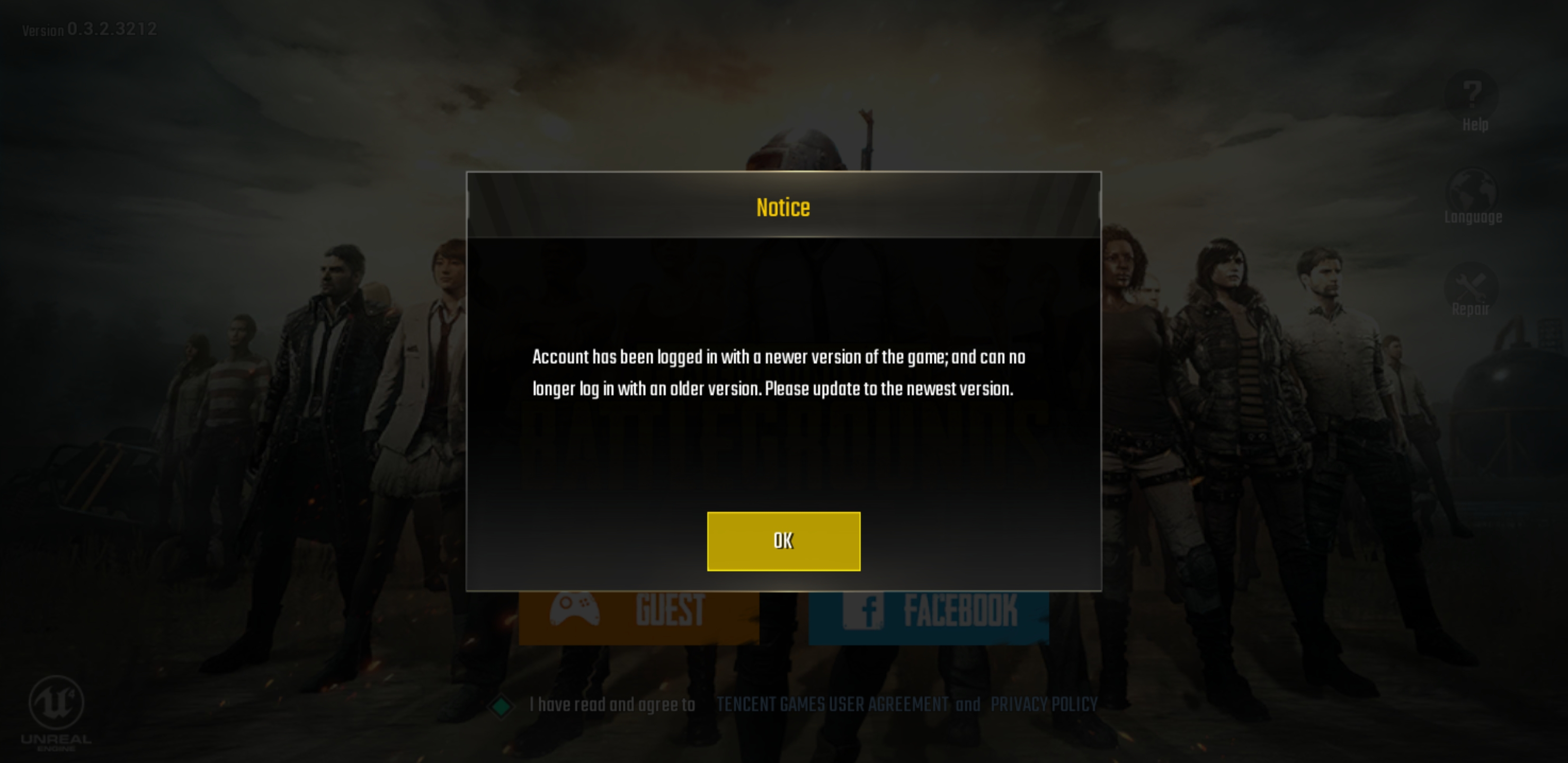 PUBG Mobile 0.3.3 Apk Update Is Here [Fix Facebook Login