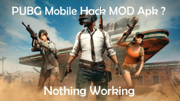 No PUBG Mobile Mod apk or Hack is real