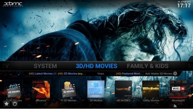Showbox on Kodi 2018