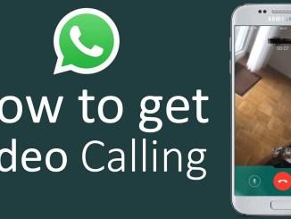 WhatsApp Video Calling App APk 2018
