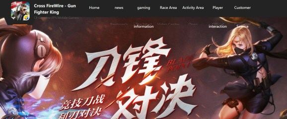 Cross Fire Wire Shooting Game Chinese Apk