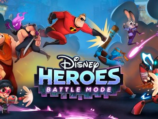 Disney Heroes Battle Mode Apk download