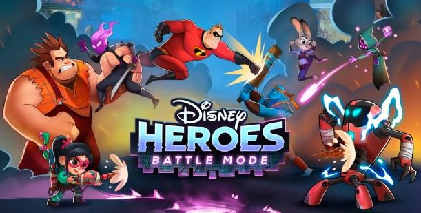 Disney Heroes Battle Mode Apk download