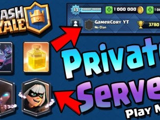 Fun Royale 2018 Private Server Clash Royale 2.1.10 Apk