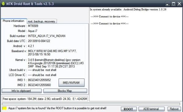 MTK Droid Tools exe Download Free