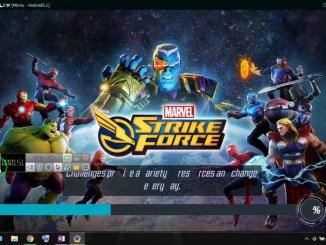 Marvel Strike for PC