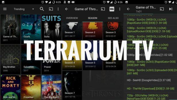 Terrarium TV apk 1.9.7 download