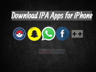Download IPA Apps for iPhone