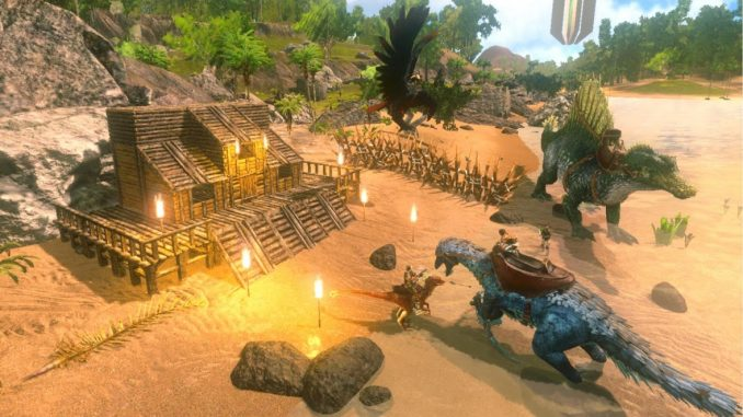 ARK Survival Evolved 1.0.71 Mod Apk