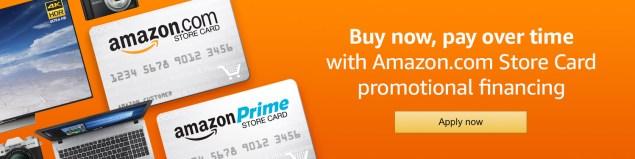Amazon Promotional Credits