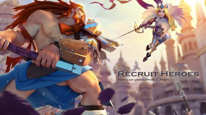 Art of Conquest Dragon Dawn 1.18.03 Mod Apk