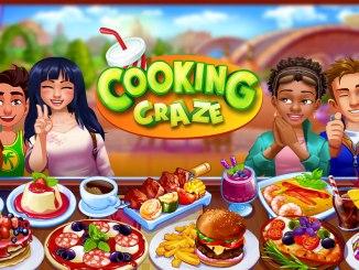 Cooking Craze 1.22.0 Mod Apk